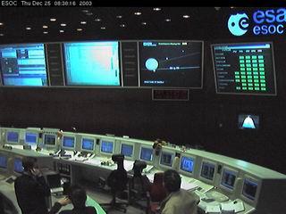 La Base di Controllo ESA in Germania