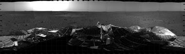 Panoramica da Marte
