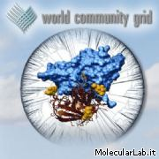 MolecularLab.it partner del World Community Grid