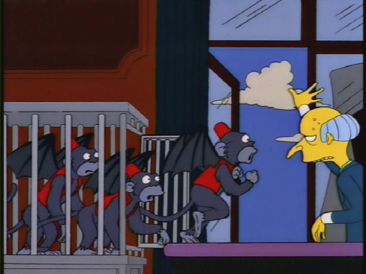 Chissà se c'è davvero gente che crede che la ricerca sia veramente questo... Fonte: i Simpson (pardonami, Matt Groening!)